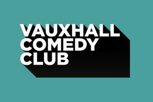 Vauxhall Comedy Club's logo