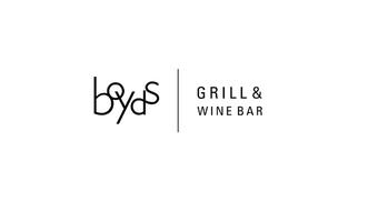 Boyds Grill & Wine Bar's logo
