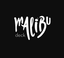 Malibu Deck - Pool Bar's logo