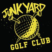 Junkyard Golf Club's logo