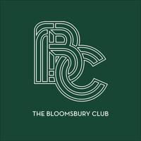 The Bloomsbury Club's logo