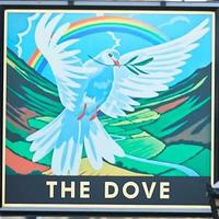 The Dove, Hammersmith's logo