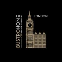 Bustronome London's logo