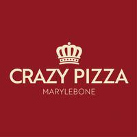 Crazy Pizza Marylebone's logo