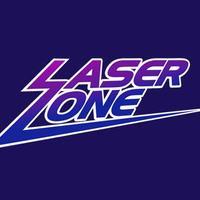 LaserZone's logo