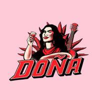 Doña's logo