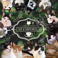 Lady Dinah's Cat Emporium's logo
