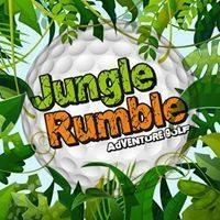 Jungle Rumble Adventure Golf - Brighton's logo
