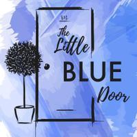 The Little Blue Door's logo