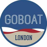 GoBoat London's logo