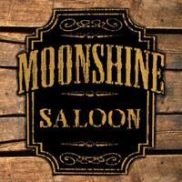 Moonshine Saloon's logo