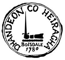 Boisdale of Canary Wharf's logo