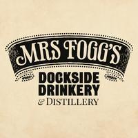 Mrs Fogg's Dockside Drinkery & Distillery's logo