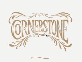 Cornerstone by Chef Tom Brown's logo