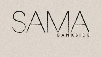 SAMA Bankside's logo