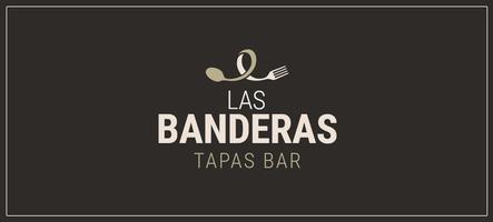 Las Banderas, Farringdon's logo