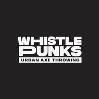 Whistle Punks Urban Axe Throwing – Manchester's logo