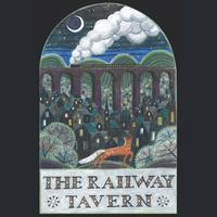 The Railway Tavern 's logo