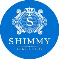 Shimmy Beach Club's logo