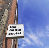 The Baltic Social's logo