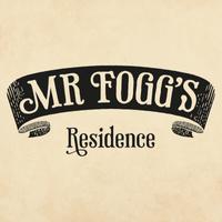 Mr Fogg's Society of Exploration's logo